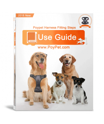 2018 No Pull Dog Harness Use Guide